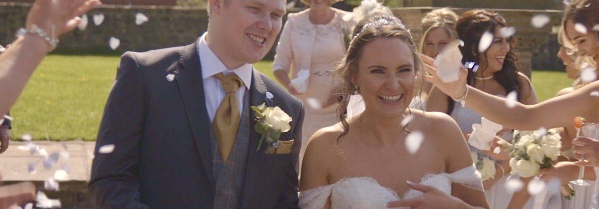 Beeston Manor Wedding Videographer